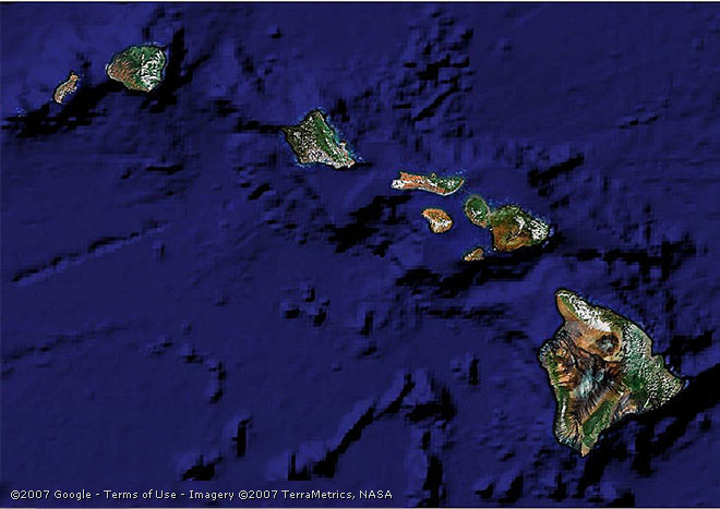 University of Hawaii Manoa air photo viewer